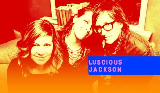 Doug Seymour / LusciousJackson.us