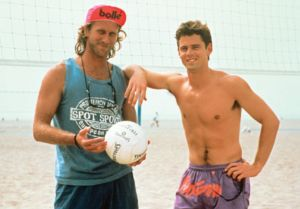 courtney thorne smith volleyball